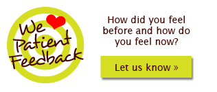 Feedback for Pure Chiropractic Clinic in Staines