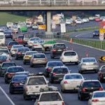 Stuck in traffic jams? It can be a real pain in the pack suggests our Staines Chiropractor